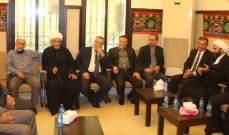قبيسي: لوجوب اﻻسراع في تشكيل الحكومة من اجل انقاذ لبنان