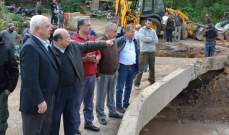 قمر الدين:جسر الشلفة شريان حيوي لطرابلس واقفاله ينعكس سلبا على طرقات المدينة
