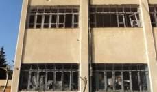 سقوط عدد من القذائف الصاروخية على بلدتي الفوعة وكفريا بريف إدلب الشمالي