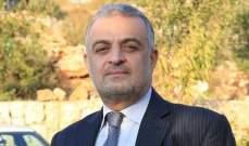 أسعد الحريري أطلع الخطيب على معاناة أهالي طرابلس جراء جبل النفايات