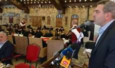 رئيس اتحاد بلديات غرب بعلبك: ايرادات بعض البلديات ضئيلة لان الدولة لم ترفعها