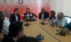 أبو فاعور: نرفض أي زيادات على الاقساط ولاتخاذ الاجراءات بحق المخالفين