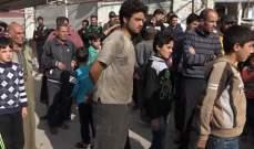 بدء التحضيرات لإجلاء سكان بلدتي الفوعة وكفريا في محافظة إدلب
