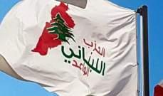 """""""اللبناني الواعد"""": ندعو السوريين الى العودة الى بلادهم حيث الحياة كريمة"""