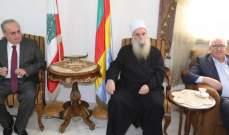 وهاب: أي محاولة جديدة لتهريب مشيخة عقل أو مجلس مذهبي هي محاولة فتنة جديدة لن نقبل بها