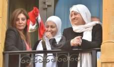 بهية الحريري: لولا نصرالله لما تحرر سعد