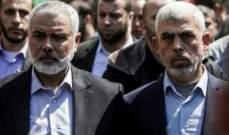 مصادر الأخبار: موافقة مبدئية من حماس حول خريطة الطريق المصرية للتهدئة بغزة