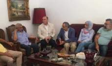 سعد: الدولة اللبنانية تتعامل مع الملف الفلسطيني بشكل خاطئ