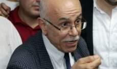 ضاهر:نعوّل على حكمة رئيس اللبنانية لإنجاز ملف تفرغ يحقق حداً أدنى من التوازن