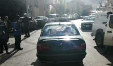 النشرة: توقيف عصابة سرقة بعد الاشتباه بسيارة من نوع BMW في زحلة