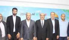 """ممثل """"حماس"""" في لبنان استقبل السفير التركي في بيروت"""