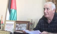 أبو عرب بحث مع قيادة الأمن الوطني بمنطقة صيدا في أوضاع المخيمات