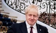 جونسون: بريطانيا تعتزم إعادة فتح المتاجر في حزيران
