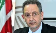 وزير الاقتصاد يداهم مستودعا للمواد الغذائية المدعومة في الشويفات وعرمون