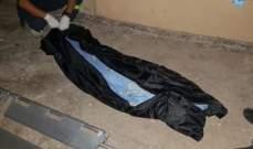 العثور على جثة امرأة داخل منزلها  في صيدا