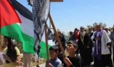 التجمع المناهض للجوء الإنساني: مشروع اللجوء الإنساني لا يخدم القضية الفلسطينية