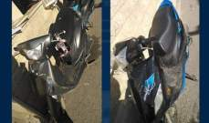 عناصر حاجز التوَيتي تضبط دراجتين آليّتين يشتبه بسرقتهما