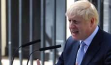بوريس جونسون: قد نُجبر على الخروج من الاتحاد الأوروبي من دون اتفاق