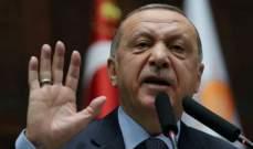 أردوغان: منظومة إس-400 الروسية ستنشر بالكامل بحلول نيسان 2020