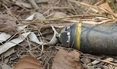 انفجار قنبلة عنقودية بقطيع ماشية في خراج بلدة حولا