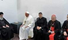 زيارة البابا الى العراق بين القيم والتسييس