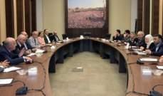 المستقبل: للعودة إلى طاولة مجلس الوزراء كإطار للتوافق الوطني والحوار
