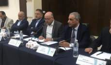 هاشم: لبنان قادر على الحفاظ على حقوقه في ثرواتهالمائية والنفطية