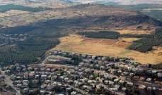 BBC: تقارير عن هجوم صاروخي إسرائيلي بمنطقة الجولان استهدف مسلحين مدعومين من إيران
