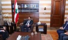 سفارة أميركا: شنكر جدد خلال لقائه الحريري التأكيد على أهمية الحفاظ على أمن واستقرار لبنان