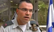 أدرعي: الجيش الإسرائيلي أسقط طائرة مسيرة بالقرب من السياج الأمني جنوبي غزة