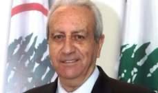 قاطيشه: نأمل أن يتمكن الحريري من تجنيب لبنان كأس العقوبات الأميركية عليه