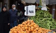صيدا: حركة بلا بركة.. وشكاوى من الغلاء وارتفاع الاسعار في رمضان