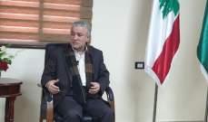 محمد نصرالله: لإطلاق ورشة الاستشارات الملزمة بأسرع وقت
