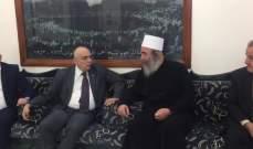 أبو سعيد: لضرورة رصّ الصفوف والتعالي عن الانقسامات
