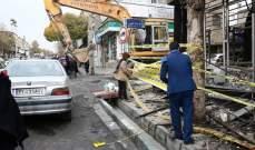 رضائي: سنكشف عن معلومات جديدة حول المحرضين على أعمال الشغب في إيران