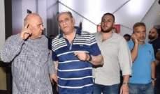 الجراح: من المرجح أن يكون سبب الحريق بتلفزيون لبنان هو احتكاك كهربائي
