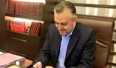 هادي حبيش: الوضع دقيق وانقاذ البلد مسؤولية الجميع