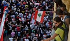 حمَّى التَّظاهر في لبنان!...