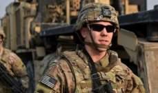 سانا: قوات أميركية نشرت عشرات الآليات في منطقة رميلان قرب حقول النفط