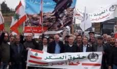 العسكريون المتقاعدون:نحاول إقفال المنافذ التي توصل النواب إلى المجلس