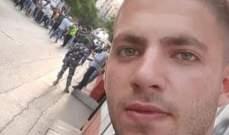 إطلاق رصاص ومفرقعات خلال تشييع الشهيد رالف ملاحي في منطقة عين الرمانة
