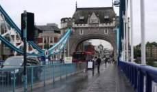 وسائل إعلام بريطانية: وصول فرق مكافحة الإرهاب إلى موقع عملية الطعن عند جسر لندن