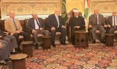 مصطفى حمدان: السيادة اللبنانية يجب دائما ان تكون مصانة بكل الأحوال