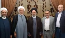 فضل الله: لاستلهام تجربة الإمام الصدر بتحصين لبنان وتعزيز وحدته الوطنية