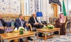 مصدر مقرب من رؤساء الحكومة السابقين للحياة: السعودية واعية للمخاطر التي تهدد لبنان