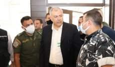 المحافظ عبود: لعدم التهافت على تخزين المحروقات بطرق غير آمنة