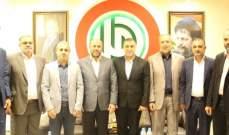 """وفد من حركة """"حماس"""" جال على فعاليات منطقة صور"""