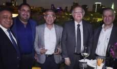 """قناة """"دويتشيه فيلليه"""" الألمانية تحتفل بافتتاح مكتبها في بيروت"""
