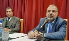 وائل الحسنية: سوريا دفعت أثماناً باهظة نتيجة دعمها لخيار المقاومة