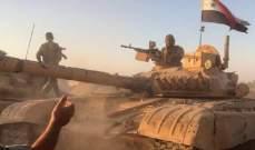 اشتباكات عنيفة بين الجيش السوري وقوات تركية في قرية أم شعيفة شمال شرق سوريا